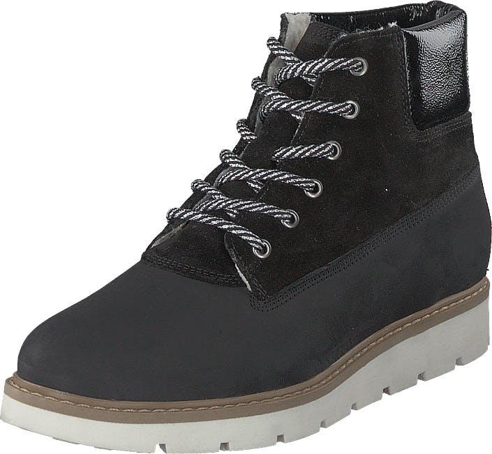 Bianco Biaanli Winter Wedge Boot Black, Kengät, Bootsit, Vaelluskengät, Musta, Naiset, 36