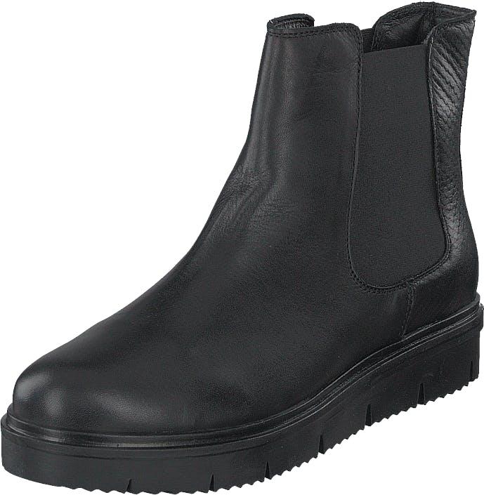 Bianco Biastela Winter Chelsea Black, Kengät, Bootsit, Chelsea boots, Musta, Naiset, 39
