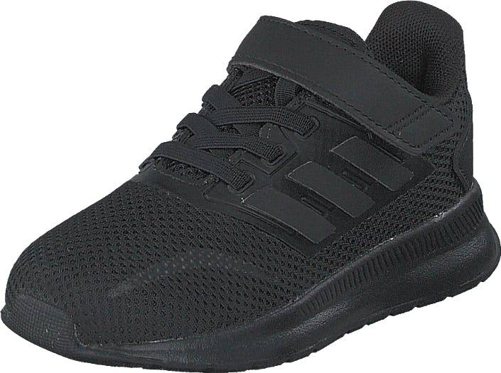 Adidas Sport Performance Runfalcon I Core Black/core Black/core Bla, Kengät, Tennarit ja Urheilukengät, Urheilukengät, Musta, Lapset, 21
