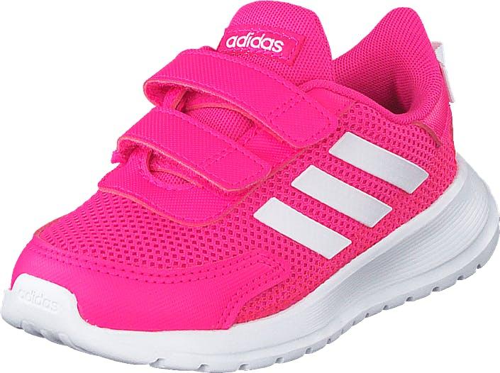Adidas Sport Performance Tensaur Run I Shock Pink/ftwr White/shock Re, Kengät, Sneakerit ja urheilukengät, Sneakerit, Vaaleanpunainen, Lapset, 23