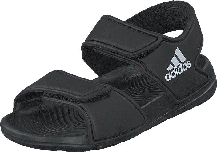 Adidas Sport Performance Altaswim I Core Black/ftwr White/core Bla, Kengät, Sandaalit ja Tohvelit, Sporttisandaalit, Musta, Lapset, 26
