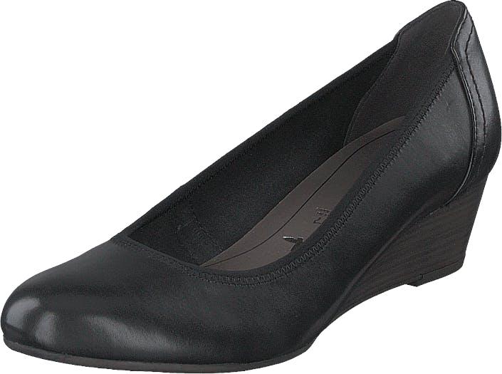 Image of Tamaris 1-1-22320-24 Svart, Kengät, Matalat kengät, Ballerinat, Musta, Naiset, 38