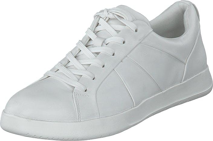 Image of Tamaris 1-1-23613-24 White, Kengät, Tennarit ja Urheilukengät, Sneakerit, Valkoinen, Naiset, 37