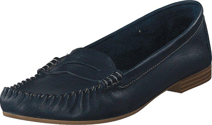 Image of Tamaris 1-1-24213-24 Navy, Kengät, Matalat kengät, Loaferit, Sininen, Naiset, 41