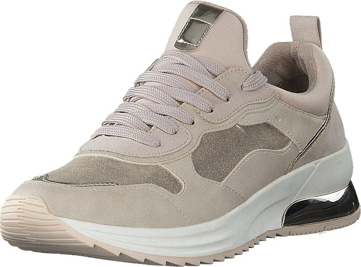 Image of Tamaris 1-1-23828-24 402 Beige Comb, Kengät, Sneakerit ja urheilukengät, Sneakerit, Beige, Naiset, 40