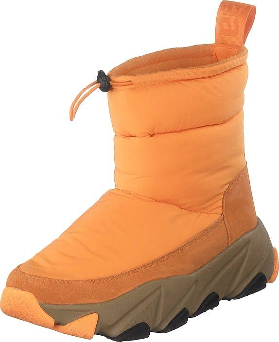 Svea Low Winter Boots Orange, Kengät, Bootsit, Lämminvuoriset kengät, Oranssi, Naiset, 38