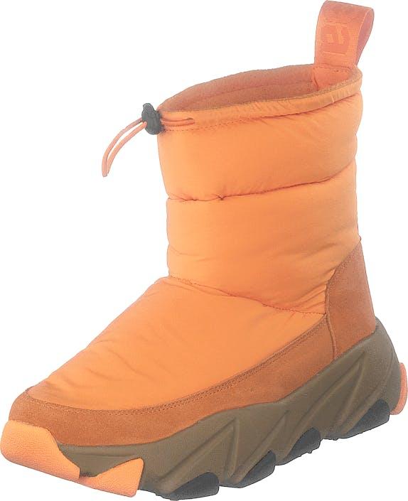 Svea Low Winter Boots Orange, Kengät, Bootsit, Lämminvuoriset kengät, Oranssi, Naiset, 36
