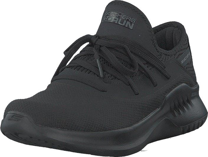 Skechers Womens Gorun Mojo 2.0 - Escape Bbk, Kengät, Matalat kengät, Juhlakengät, Musta, Naiset, 39