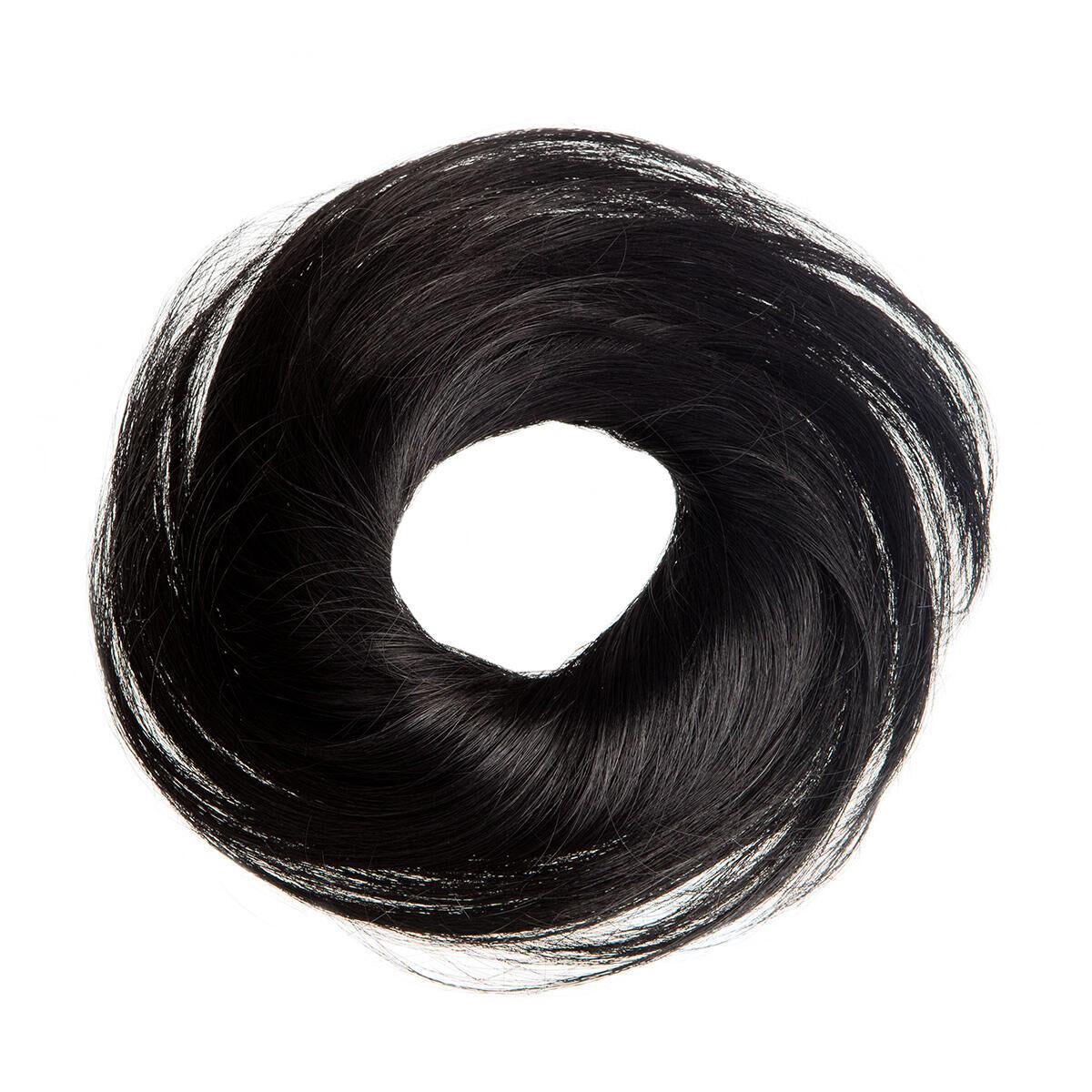 Rapunzel® Aidot hiustenpidennykset Hair Scrunchie Original 20 g 1.0 Black 0 cm