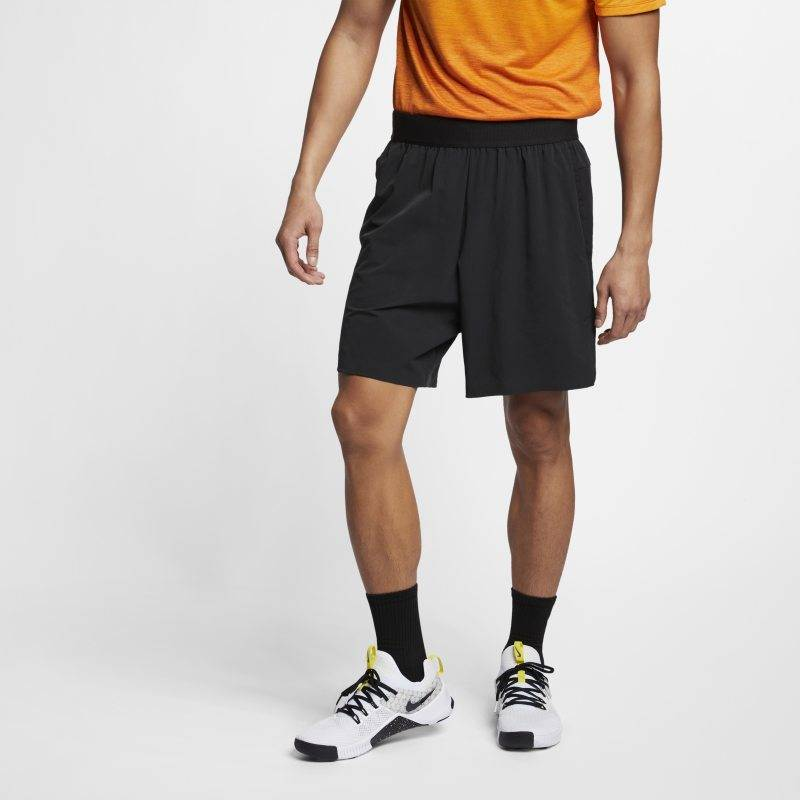 "Image of Nike ""Nike Flex Tech Pack Men's Training Shorts - Black"""