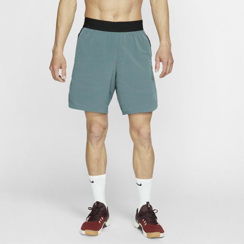 "Image of Nike ""Nike Flex Tech Pack Men's Training Shorts - Grey"""