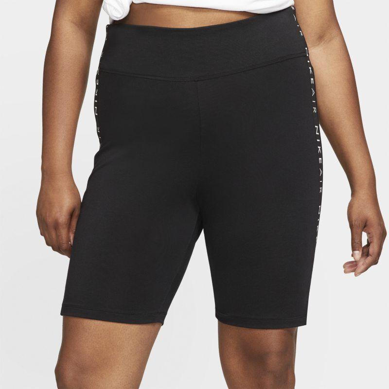 "Image of Nike ""Nike Plus Size - Air Women's Shorts - Black"""
