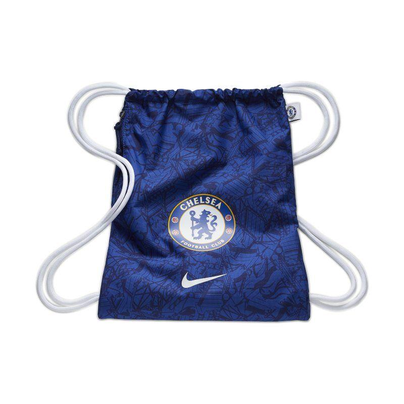 """Image of Nike """"Chelsea FC Stadium Gymsack - Blue"""""""