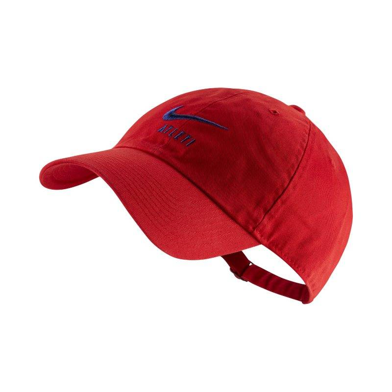 "Nike ""Atlético de Madrid Heritage86 Adjustable Hat - Red"""