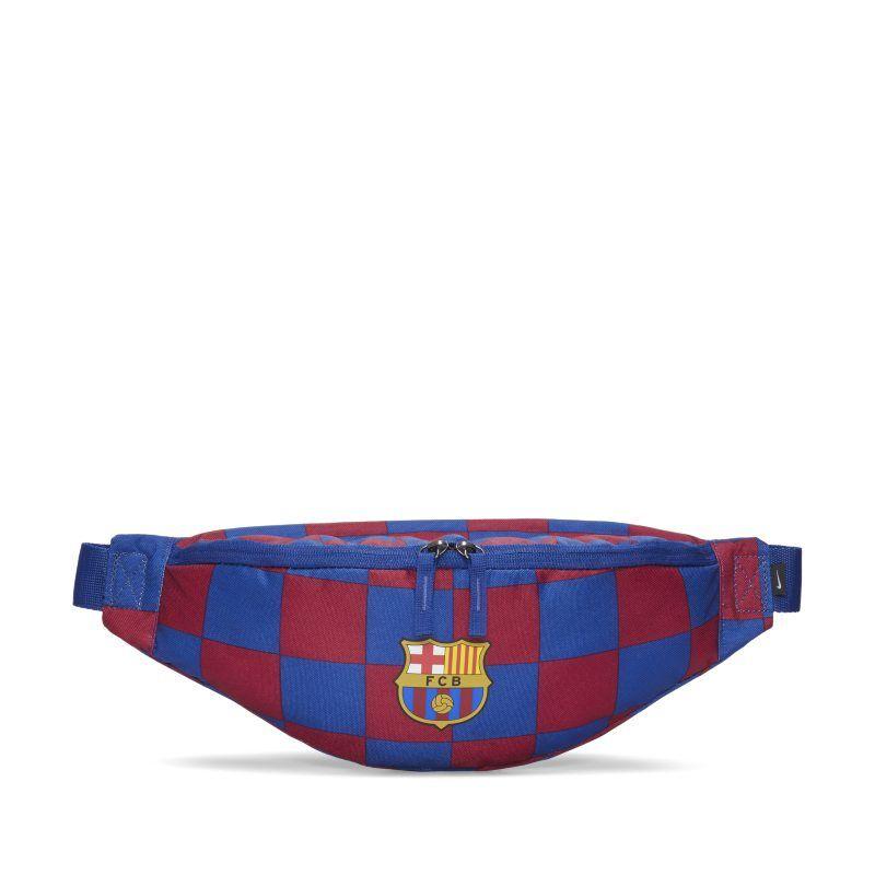 "Image of Nike ""FC Barcelona Stadium Heritage Hip Pack - Blue"""