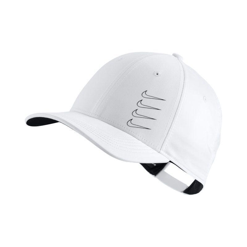 """Image of Nike """"Nike AeroBill Legacy91 Adjustable Hat - White"""""""