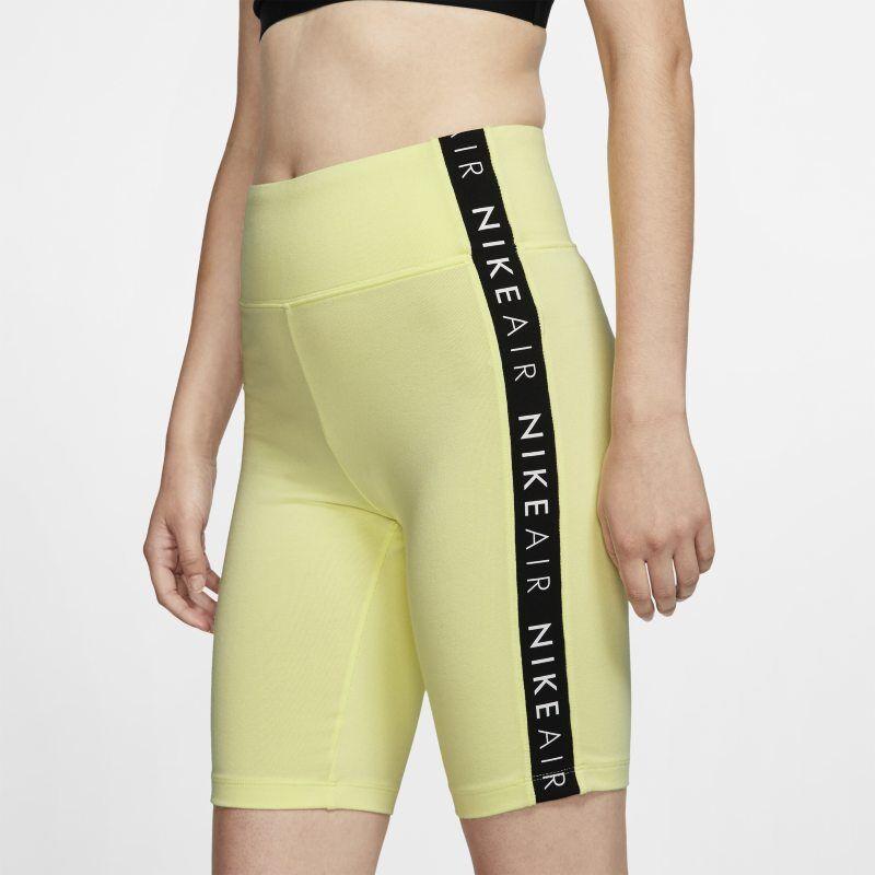 "Image of Nike ""Nike Air Women's Shorts - Green"""