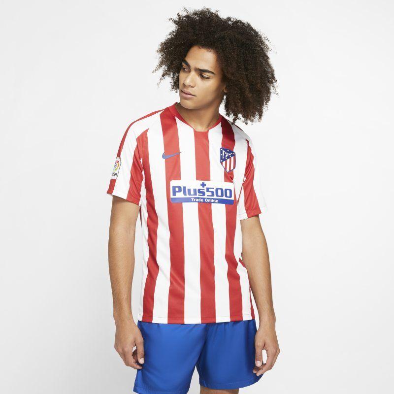 """Nike """"Atlético de Madrid 2019/20 Stadium Home Football Shirt - Red"""""""