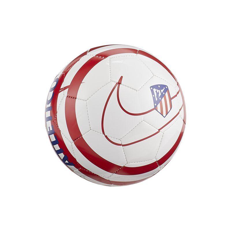 Nike Atlético Madrid Skills Football - White  - Unisex - White - Koko: 1