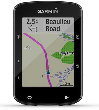 Image of Garmin Ajotietokone Garmin Edge 520 Plus Mountainbikepaket
