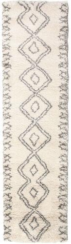 RugVista Berber Shaggy Massin -matto 80x300 Itämainen, Eteisen Matto