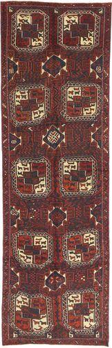 RugVista Beluch Patina -matto 115x390 Persialainen, Eteisen Matto