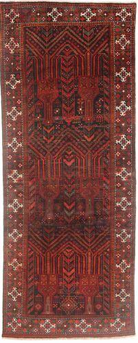 RugVista Beluch -matto 108x293 Persialainen, Eteisen Matto