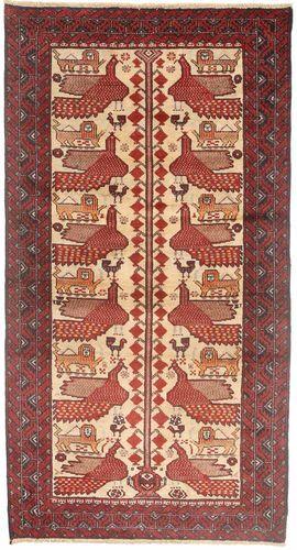 RugVista Beluch -matto 97x187 Persialainen Matto