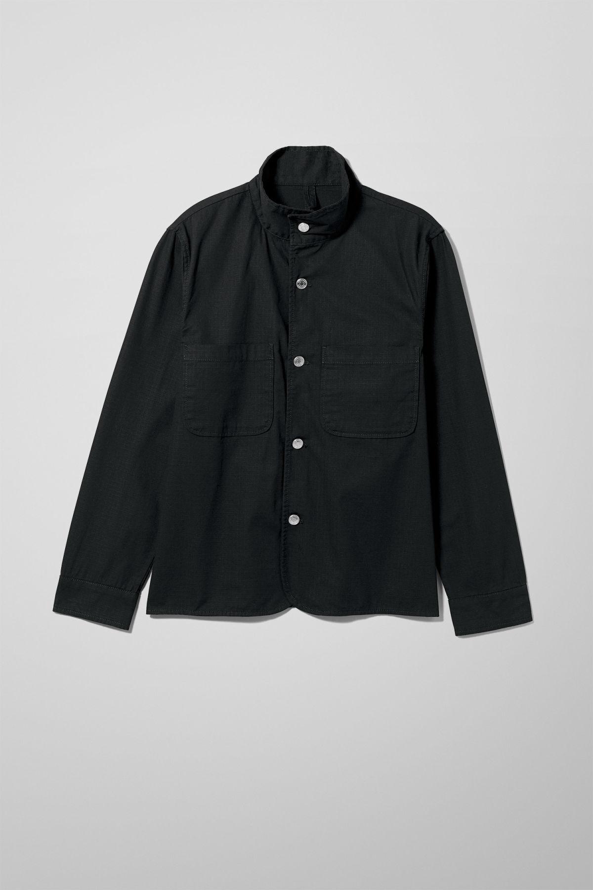Image of Hector Jacket - Black-XL
