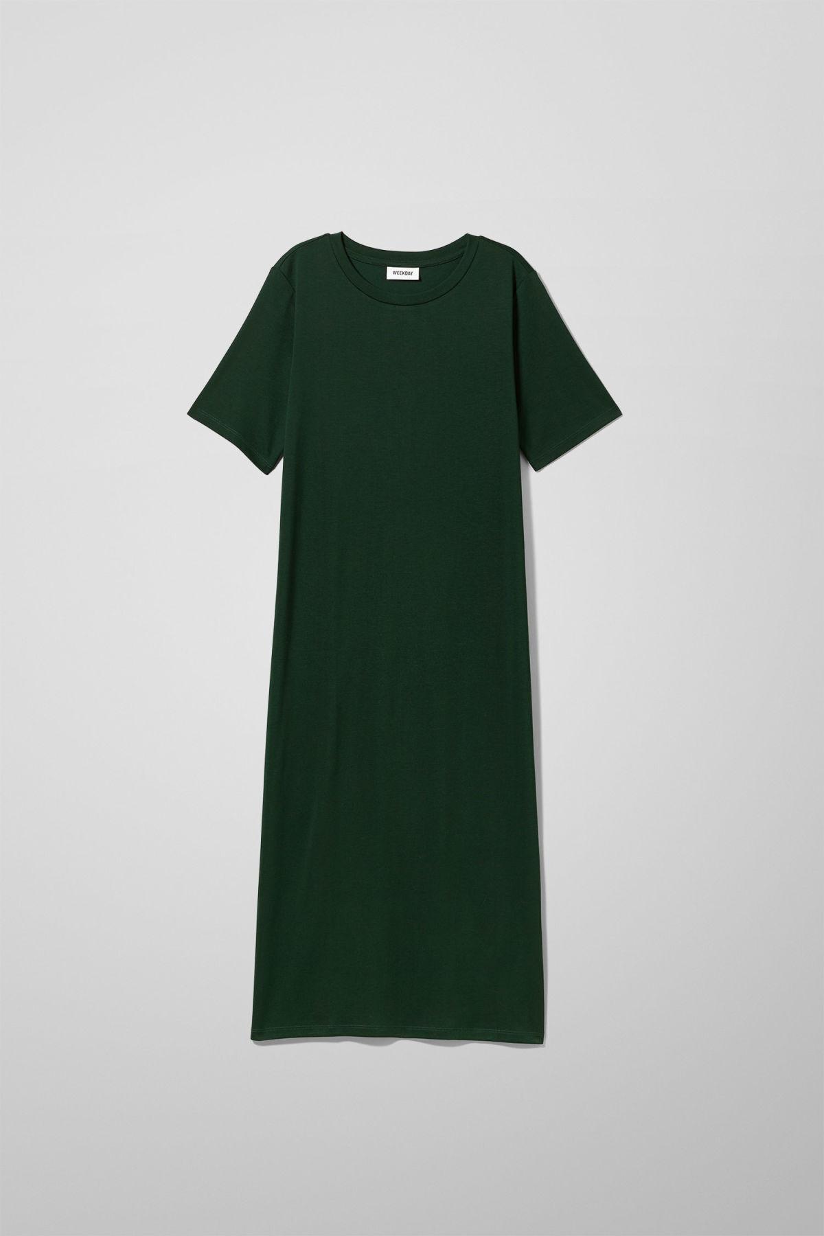 Image of Beyond Dress - Green-XS