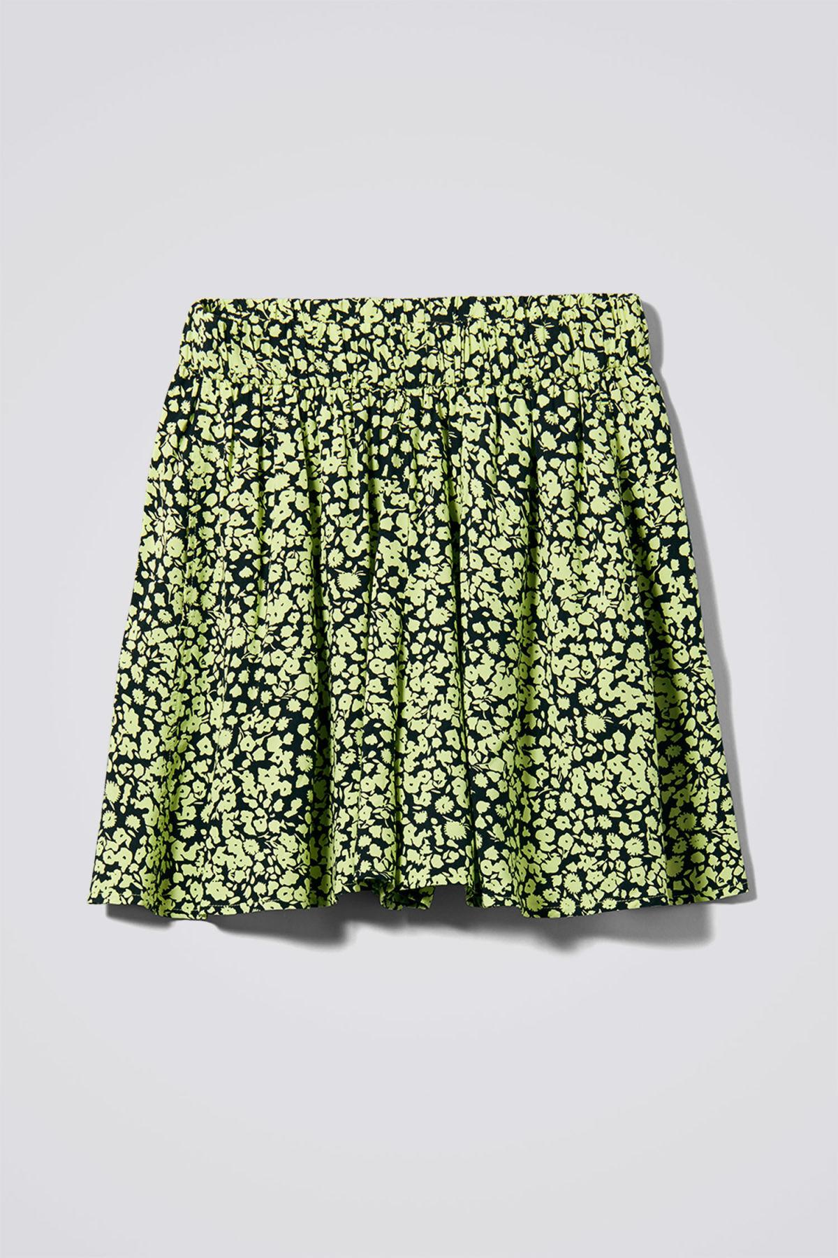 Image of Litz Shorts - Yellow-34