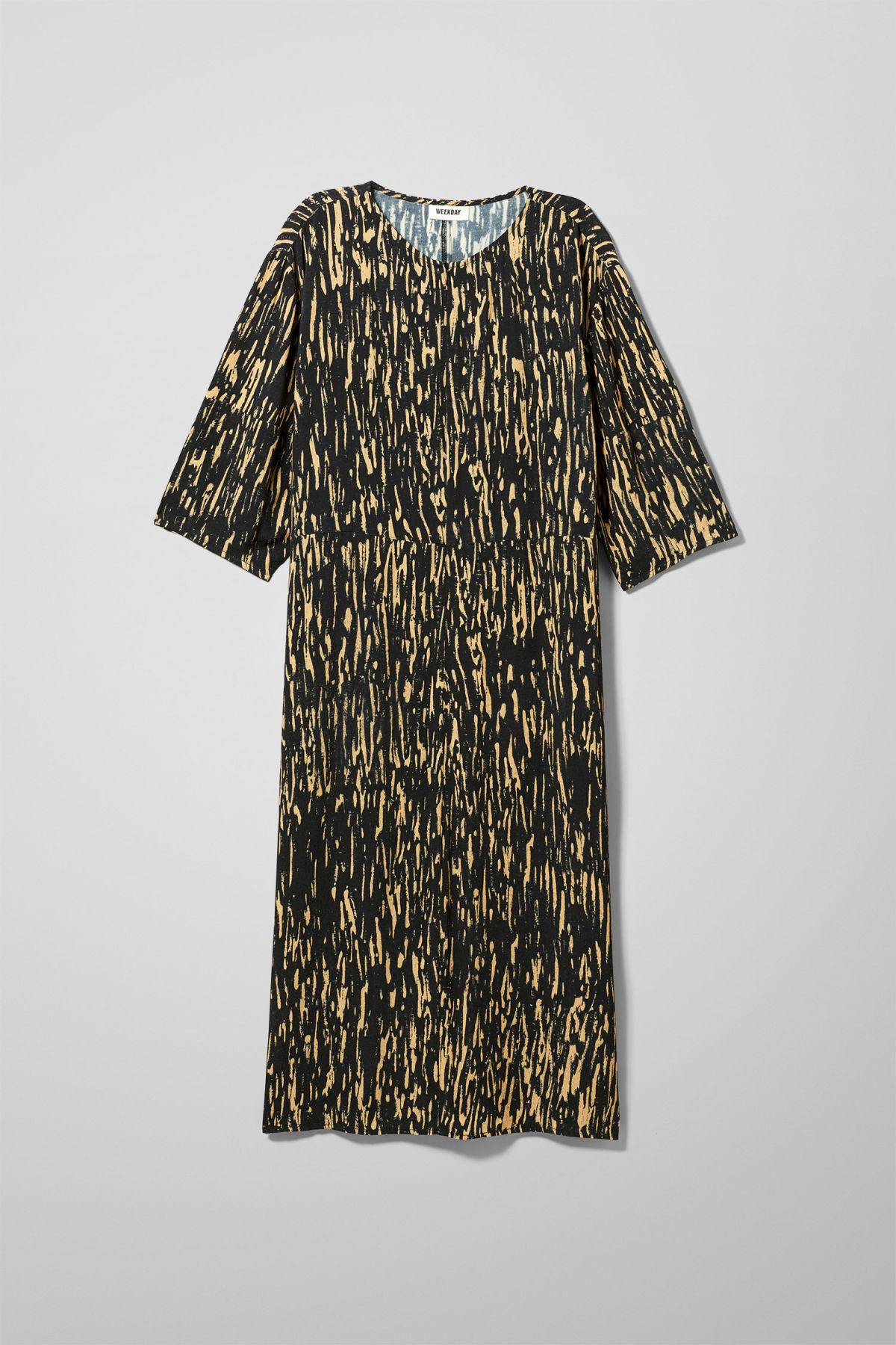 Image of Cara Dress - Black-XS