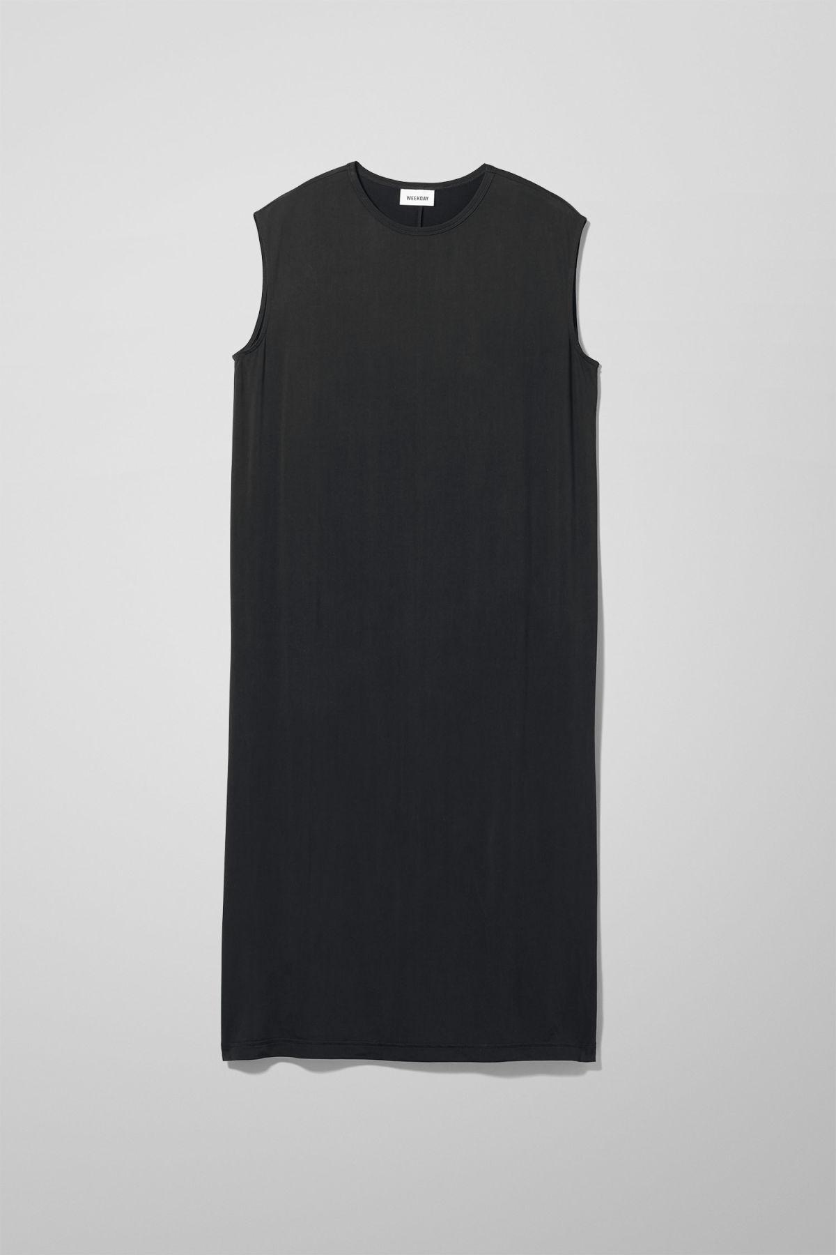 Image of Casey Dress - Black-XS