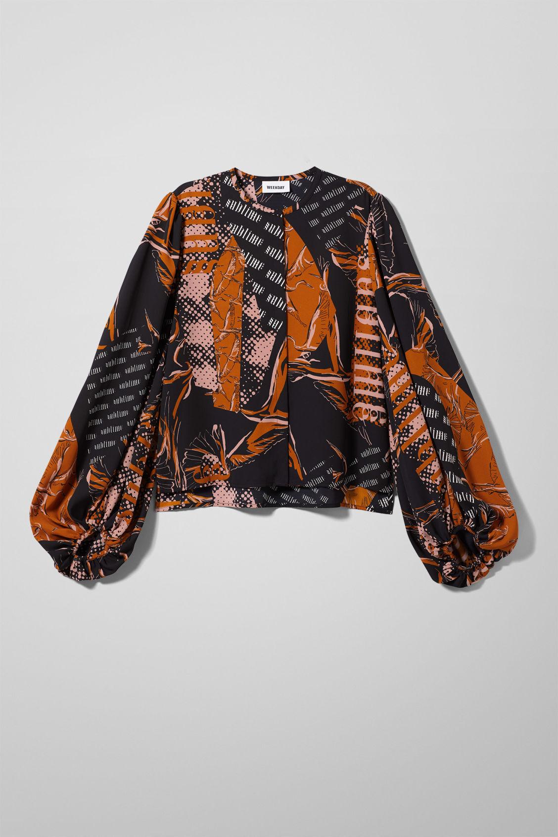Image of Bowe Shirt - Black-XS