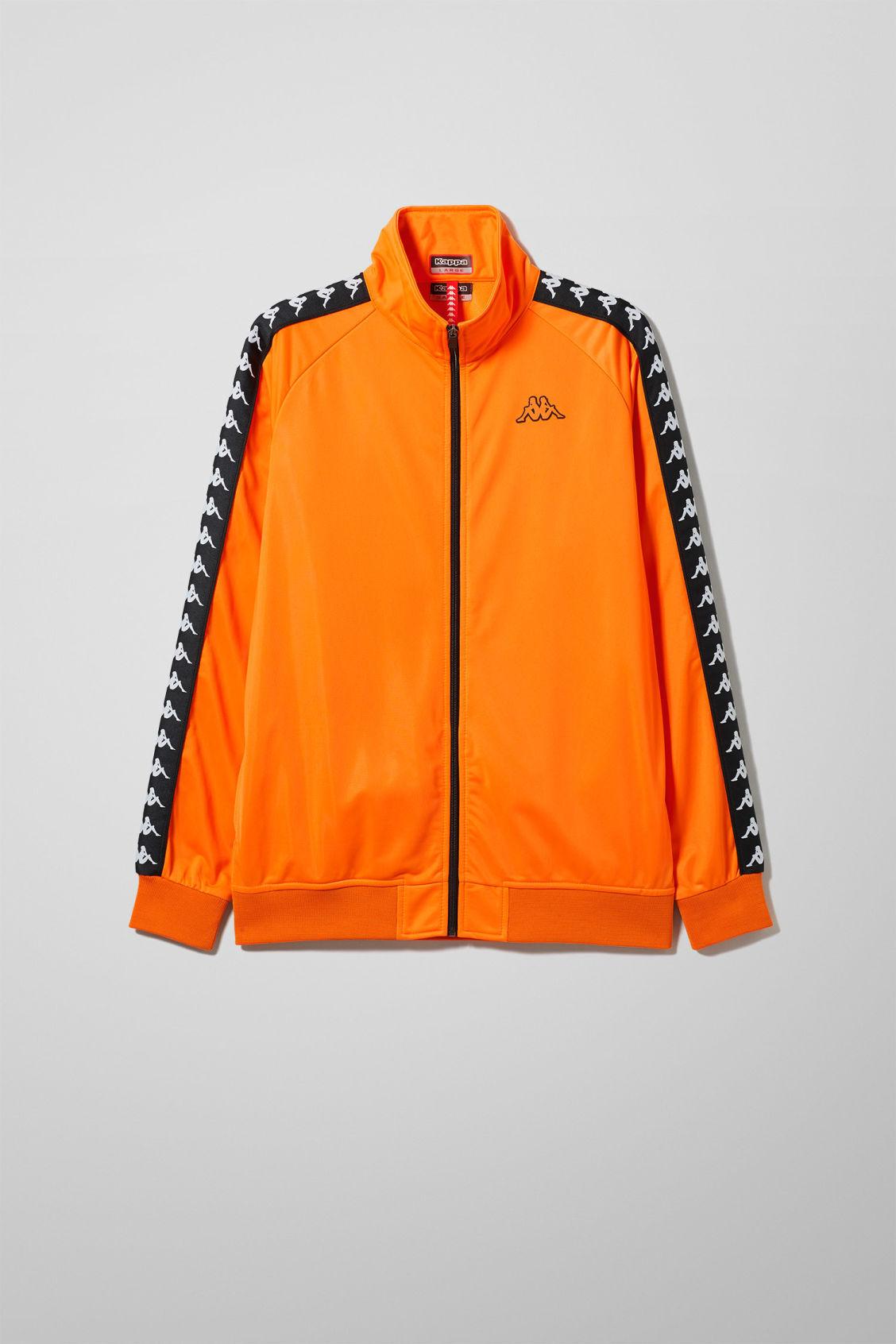Anniston Track Jacket - Orange-XL