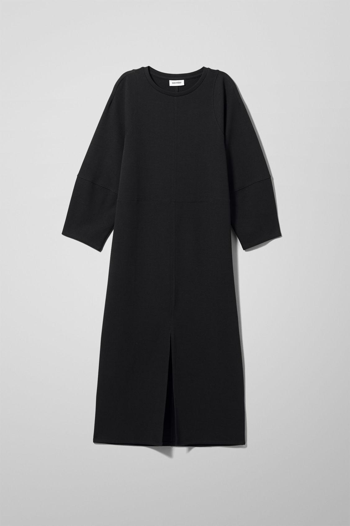 Image of Rena Dress - Black-XS