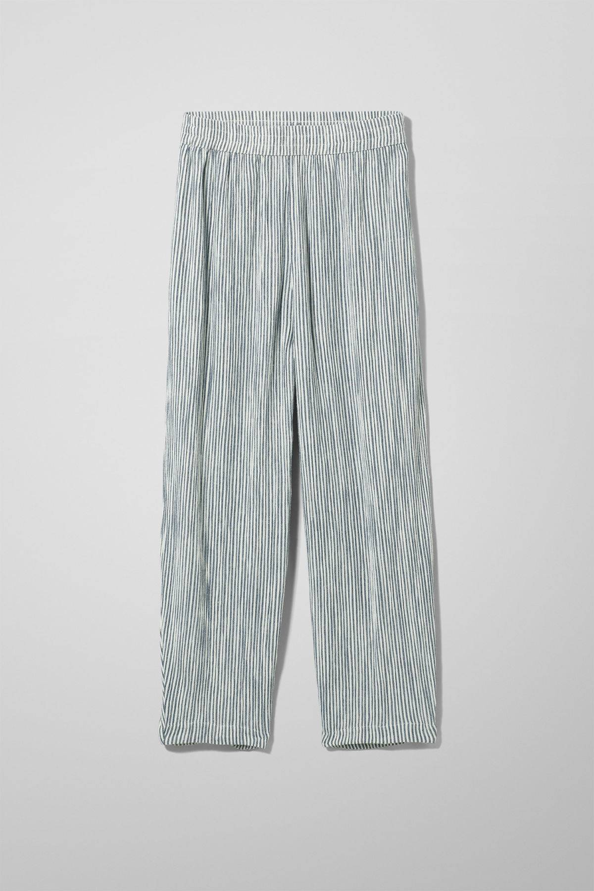 Image of Barb Casual Trousers - White-44