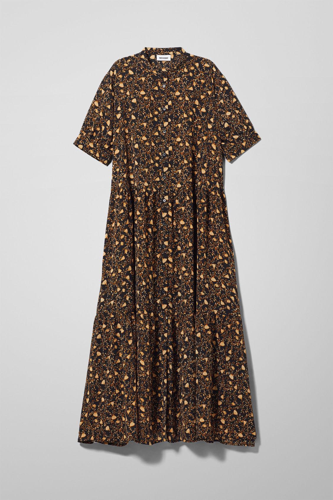 Image of Storm Dress - Black-XS