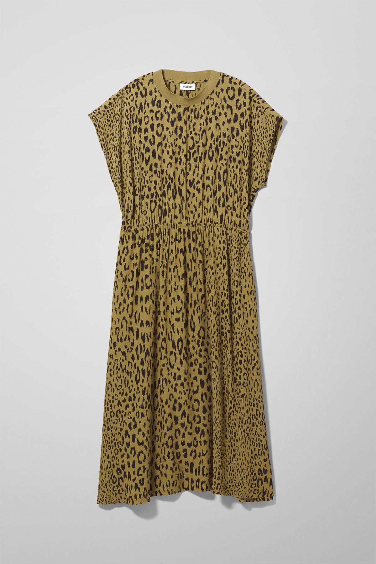 Image of Norma Dress - Yellow-XS