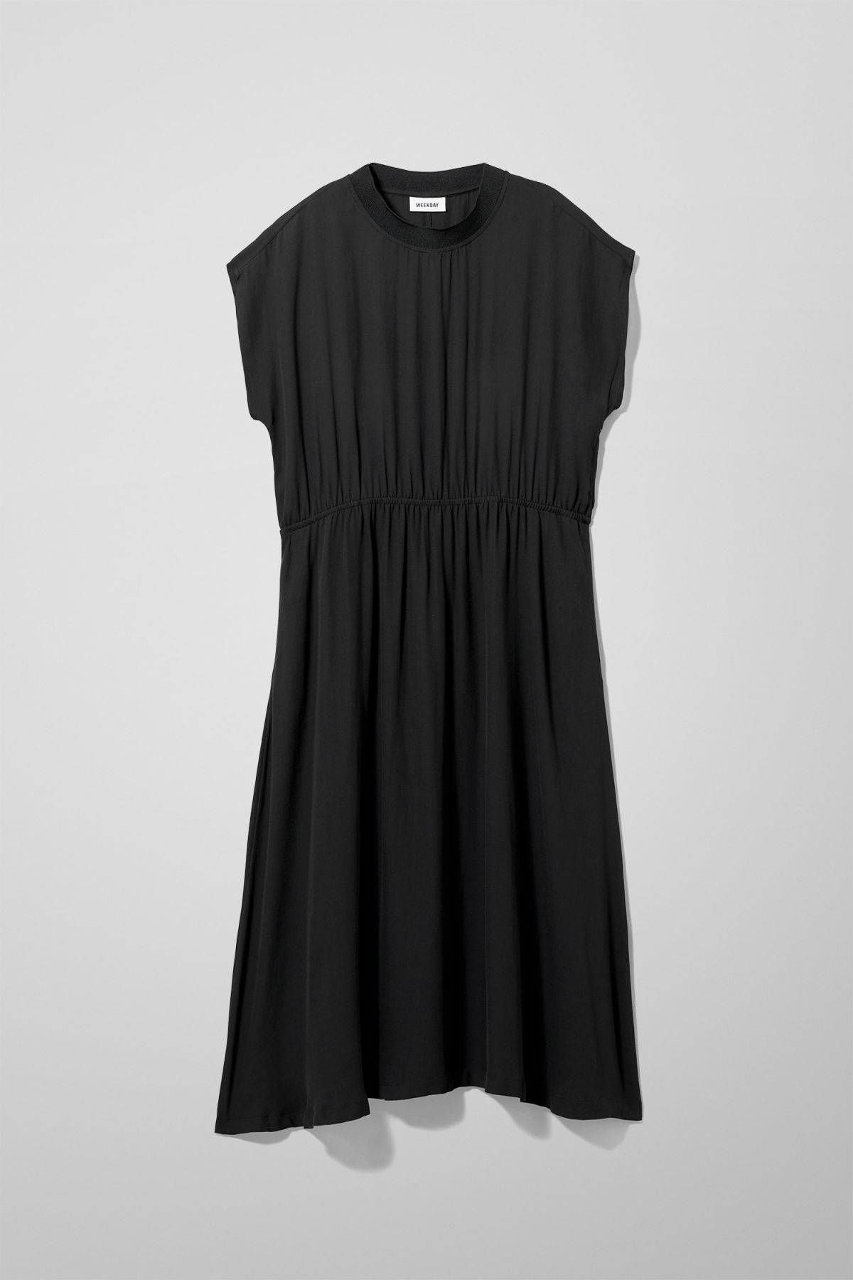 Image of Norma Dress - Black-XS