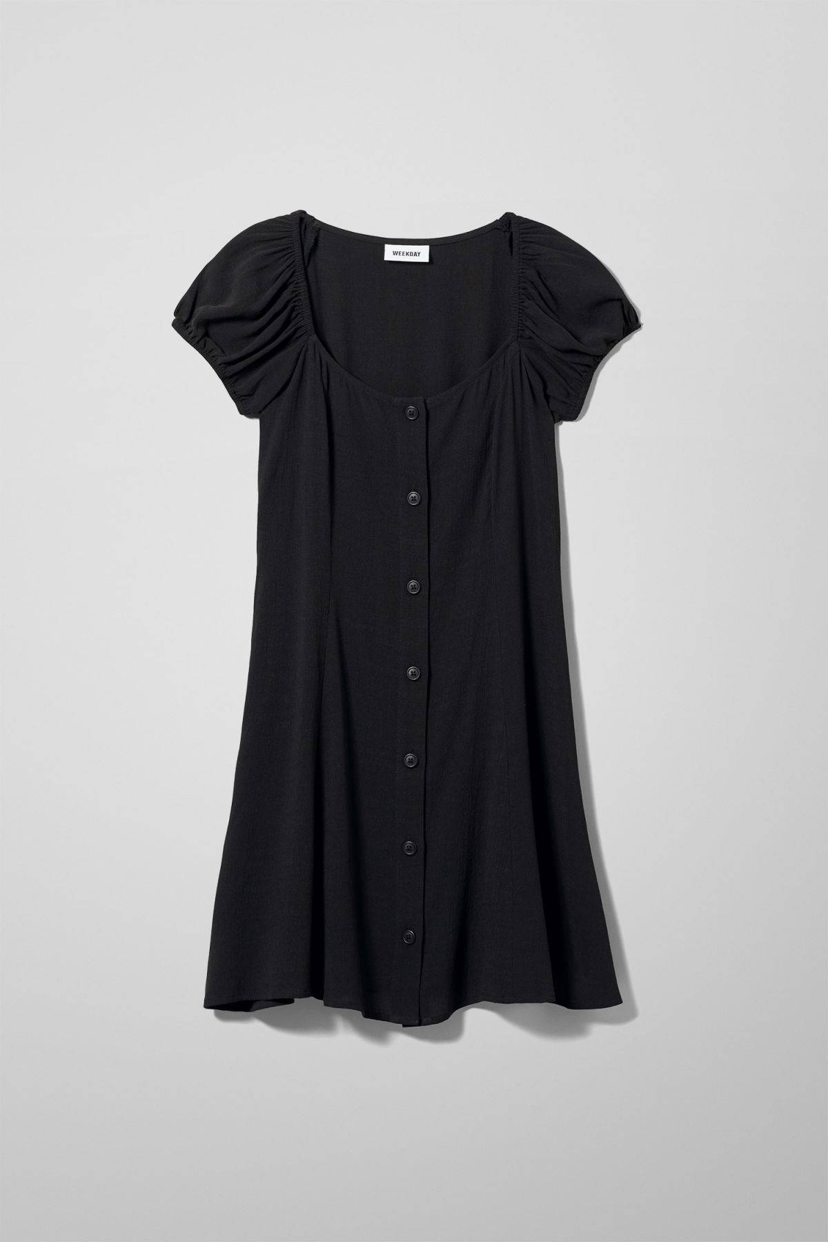 Image of Mina Dress - Black-38