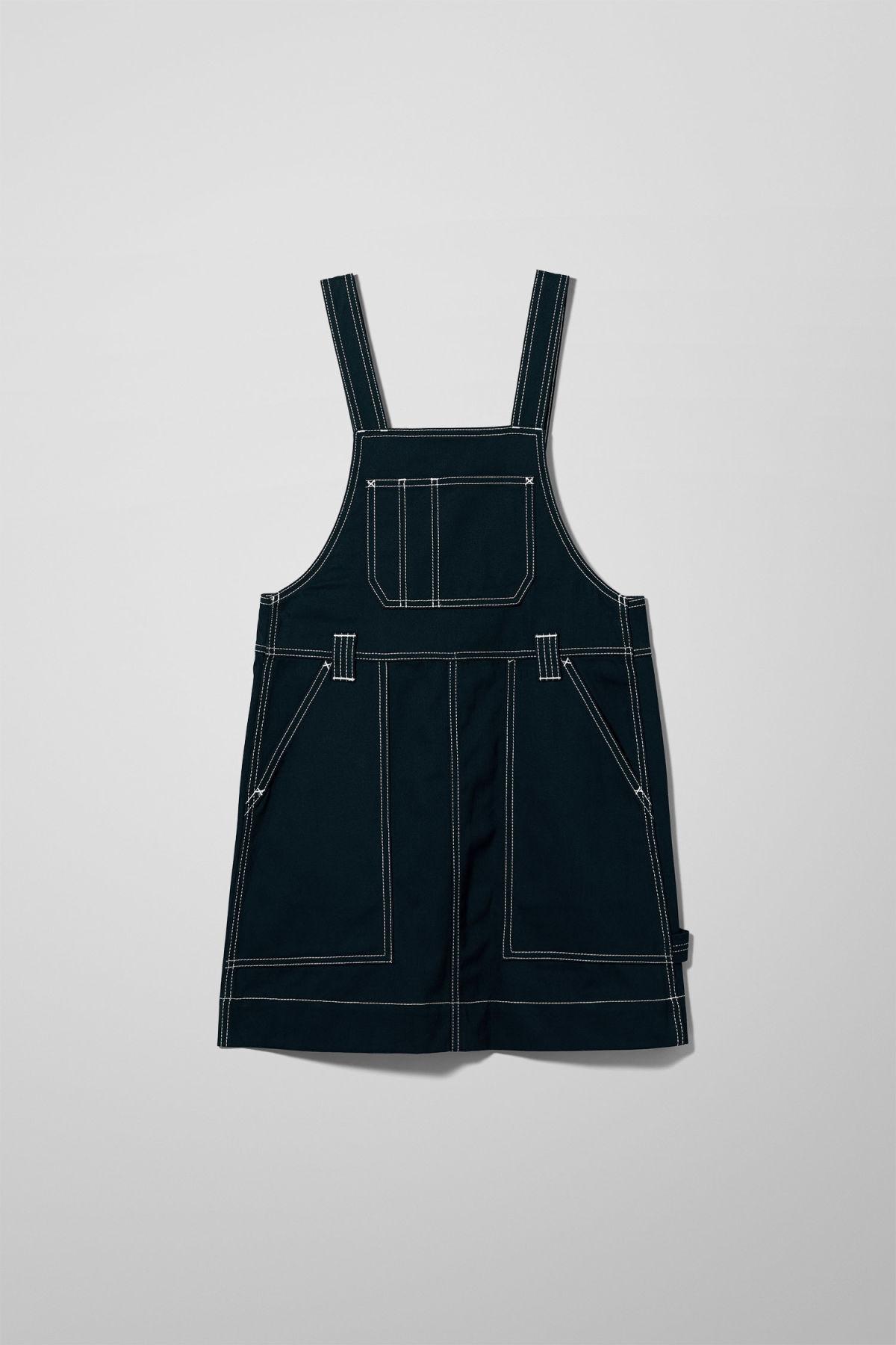 Image of Grow Workwear Dress - Black-38