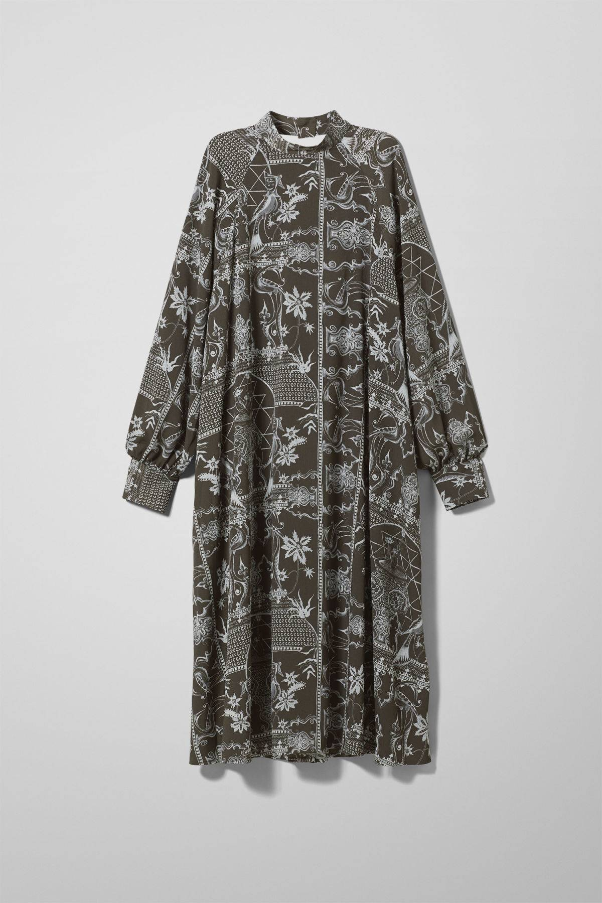 Image of Ethel Dress - Black-M