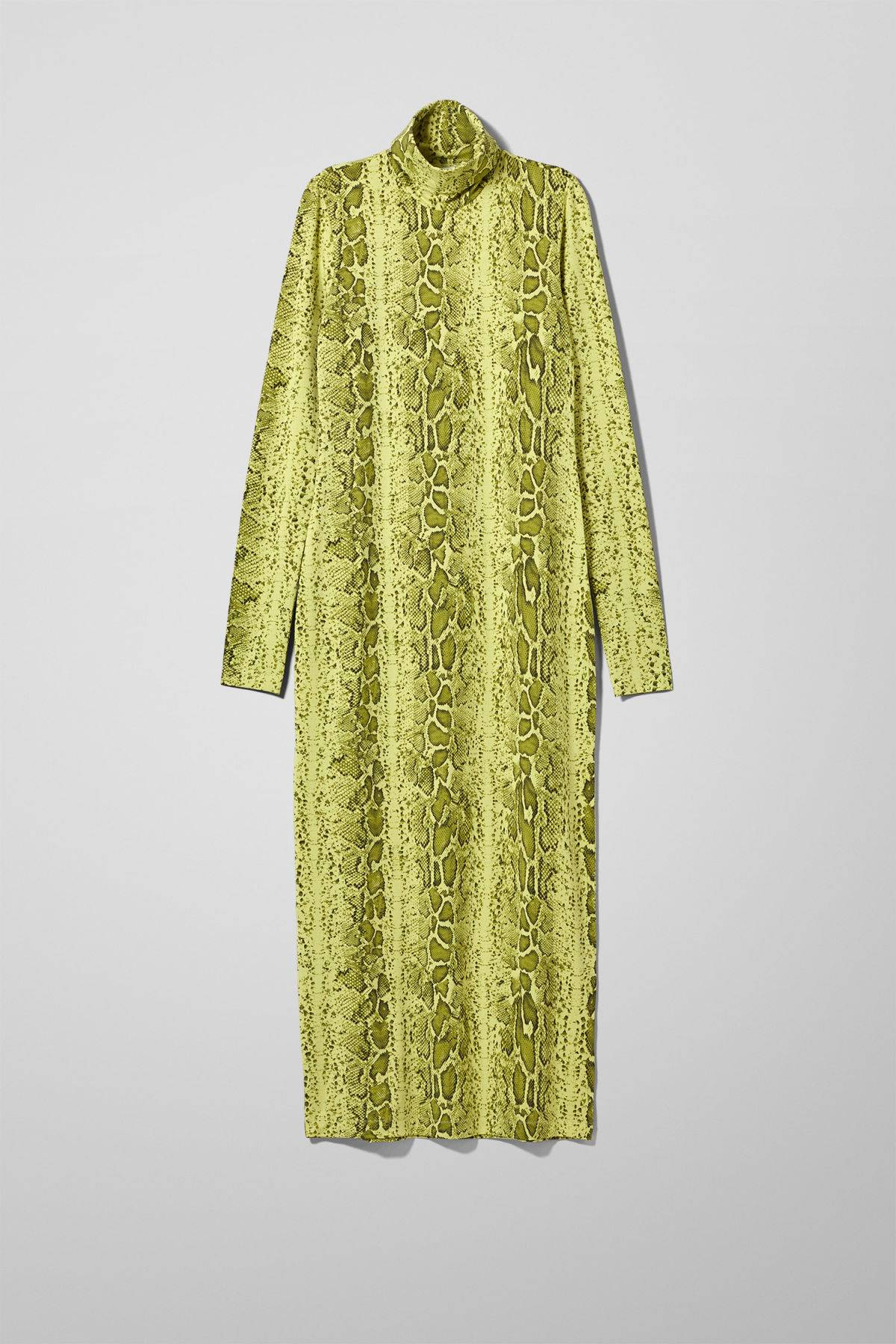 Image of Maxine Dress - Yellow-M