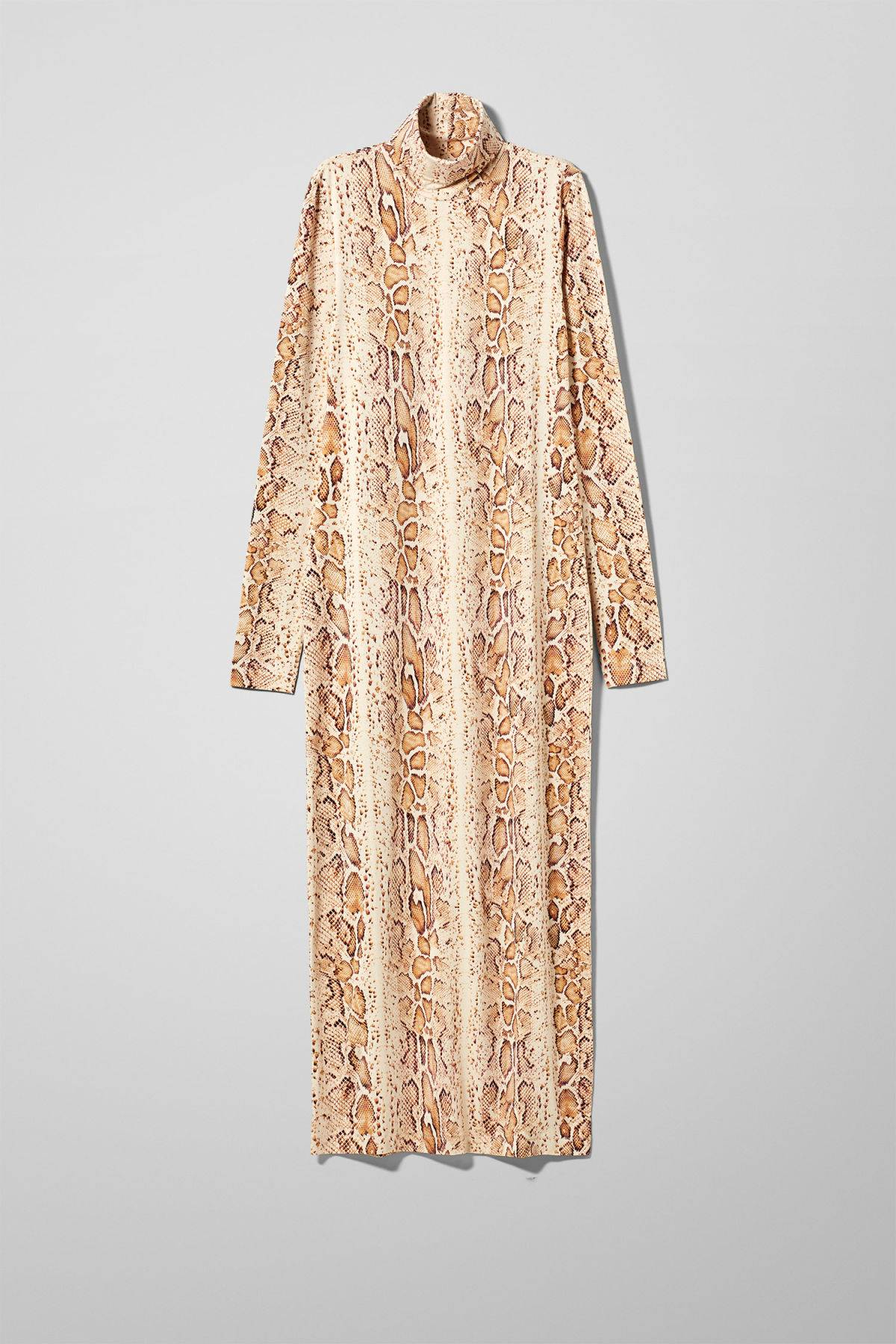 Image of Maxine Dress - Beige-M