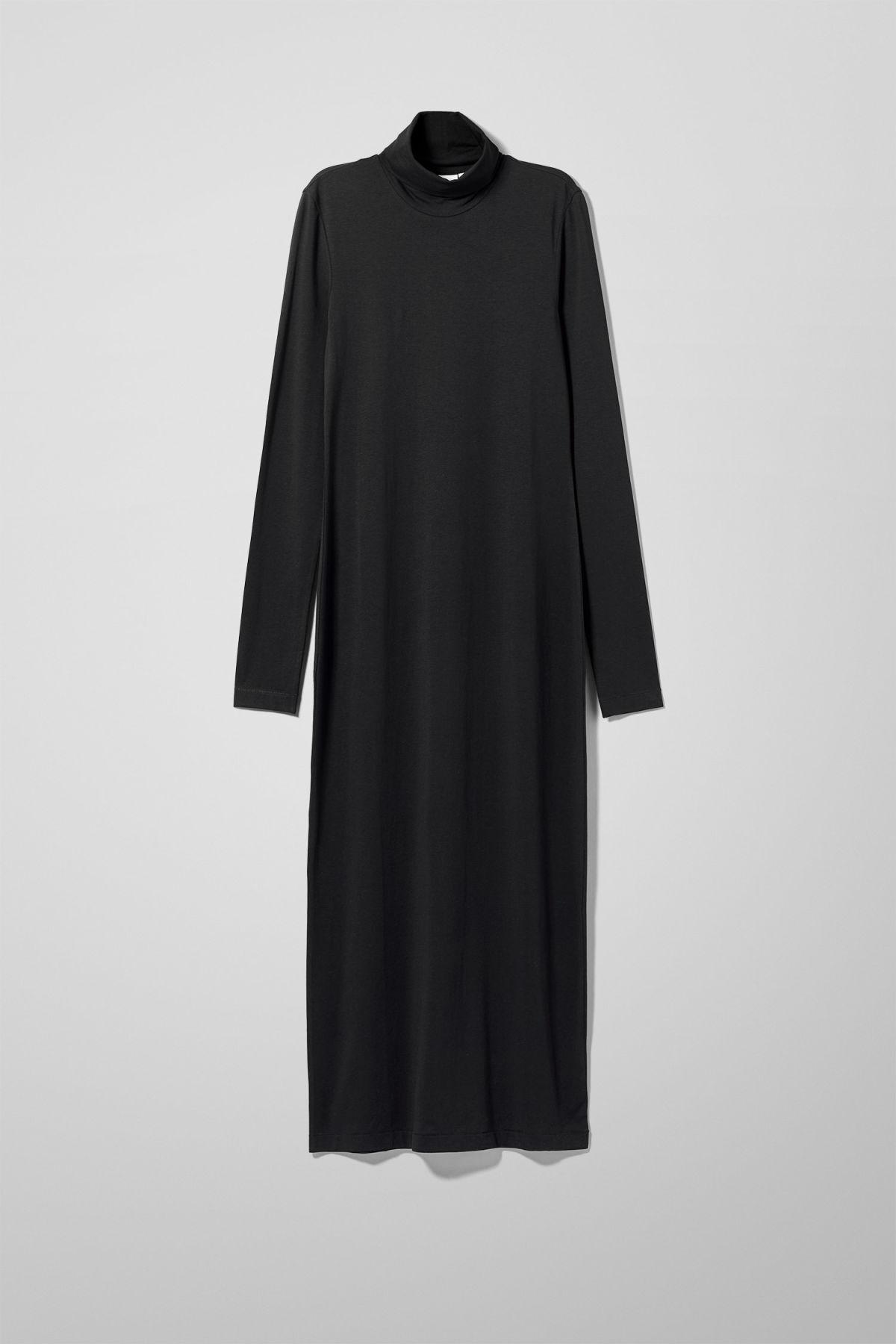 Image of Maxine Dress - Black-XS