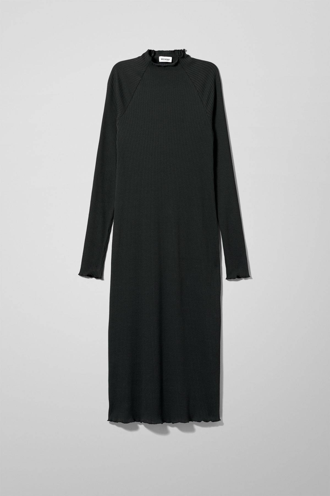 Image of Loretta Dress - Black-XS