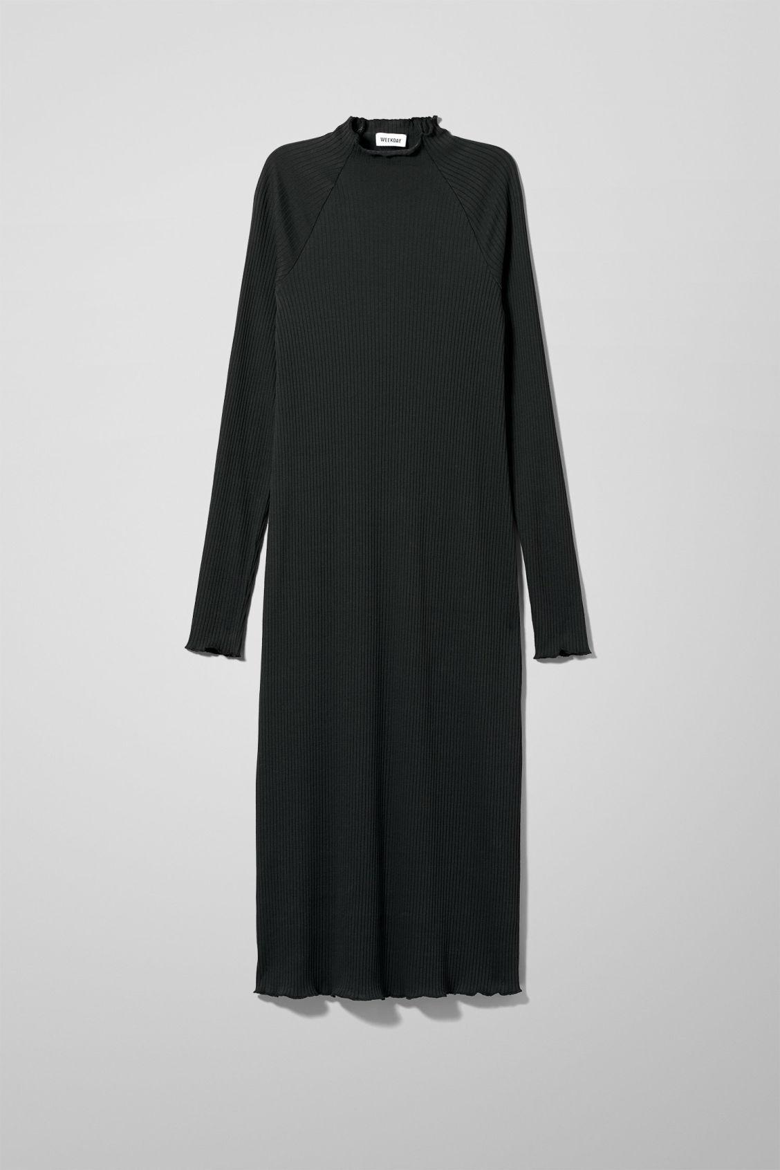 Image of Loretta Dress - Black-M