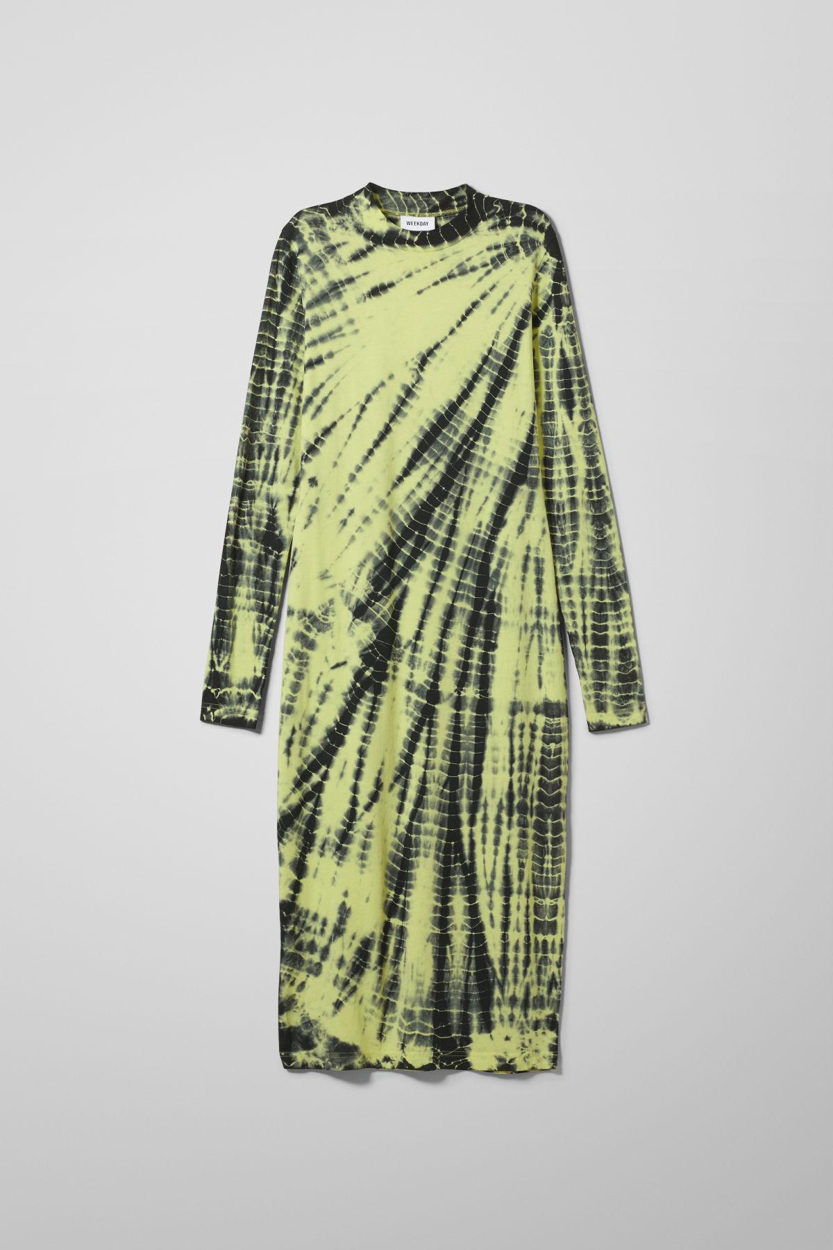 Image of Meja Dress - Yellow-XS