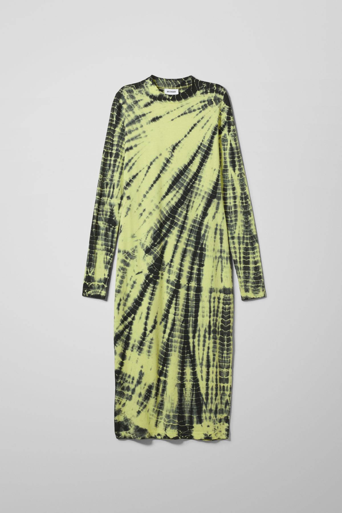 Image of Meja Dress - Yellow-M
